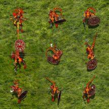Kobold Warrior #2 - Monster Tokens