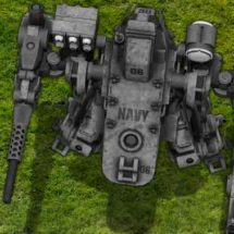 Light Combat Drone (Navy) - Vehicle Tokens