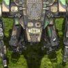 Assault Bot (Jungle) - Sci-fi Mecha Tokens