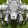 Assault Bot (Winter) - Battle Mecha Tokens
