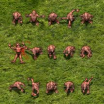 Goblin Peasant (Caverna Tribe)