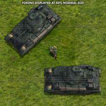 Sherman M4A4 Tank