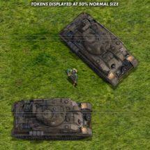 Sherman M4A4 (Desert)