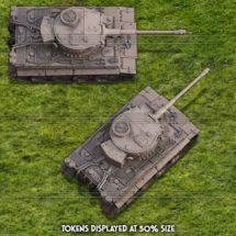 Panzerkampfwagen IV - Tiger I