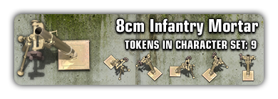 Sample: 8cm Infantry Mortar