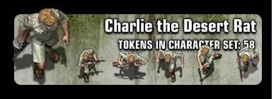 Sample: Charlie the Desert Rat