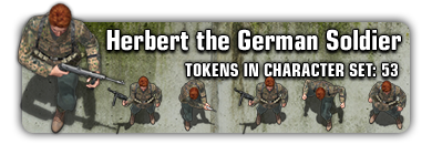 Sample: Herbert the German Late War Soldier