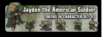 Sample: Jayden the American Soldier