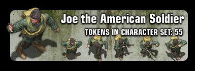 Sample: Joe the American Soldier