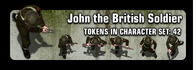 Sample: John the British Soldier