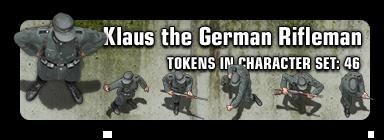 Sample: Klaus the German Rifleman
