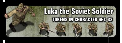 Sample: Luka the Soviet Soldier