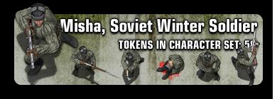 Sample: Misha the Soviet Winter Soldier