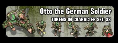 Sample: Otto the German Rifleman