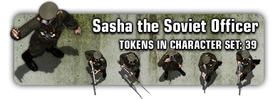 Sample: Sasha the Soviet Officer