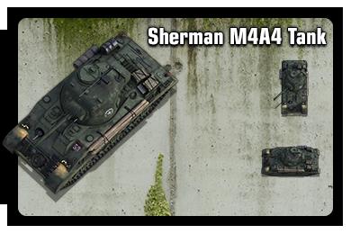 Sample: Sherman M4A4 Tank