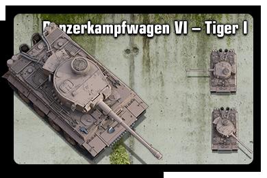 Sample: Panzerkampfwagen VI – Tiger I