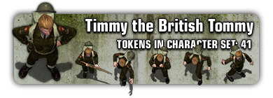 Sample: Timmy the British Tommy
