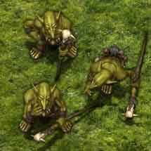 Forest Goblin Shaman
