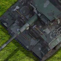 Tiger I (European Camouflage)