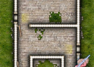 Wizard Blocks Map Tiles