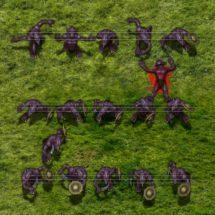 Nächtlich Goblin Peasant