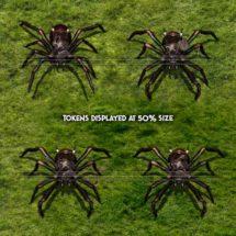 Nächtlich Goblin Spider Rider