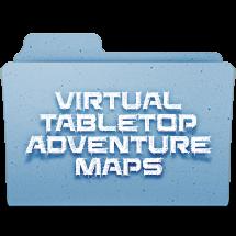 Virtual Tabletop Adventure Maps