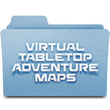 Virtual Tabletop Adventure Maps