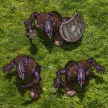 Nächtlich Goblin Warrior