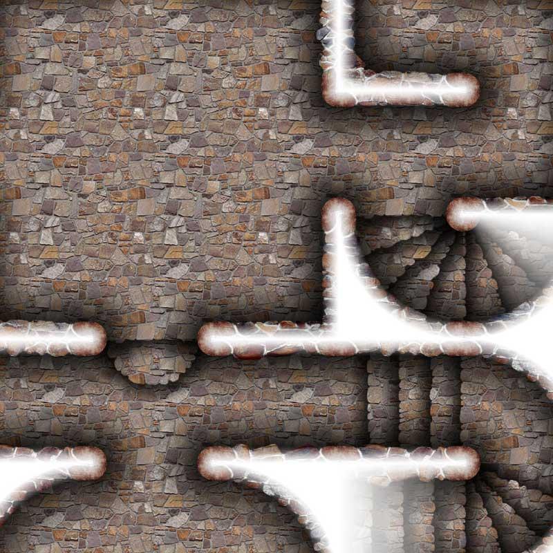 Dungeon Map Tiles II Sample Image #2