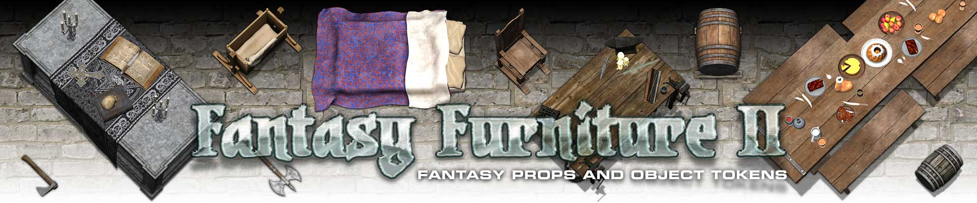 Fantasy Furniture II