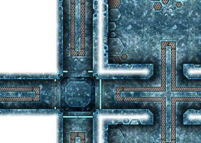 Alien Hive Map Tiles