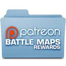 Patreon Battle Maps Rewards