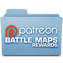 Patreon Battle Maps Rewards