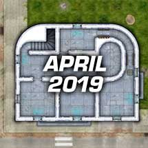 Battle Map Reward - April 2019