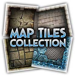 Studio WyldFurr's Map Tiles Collection