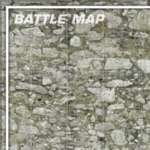 A1 Cobblestones Battle Map