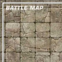 A1 Dungeon Battle Map
