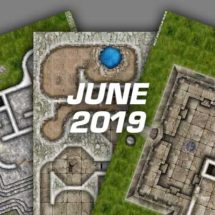 Battle Maps - June 2019 Rewards