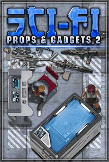 Sci-fi Props & Gadgets 2