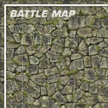 A1 Cobblestones II Battle Map