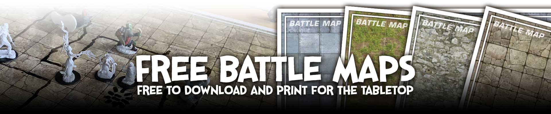Free Battle Maps