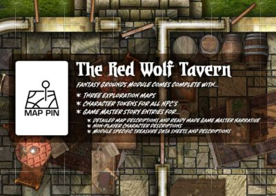 The Red Wolf Tavern