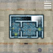 Suburban Alien Building