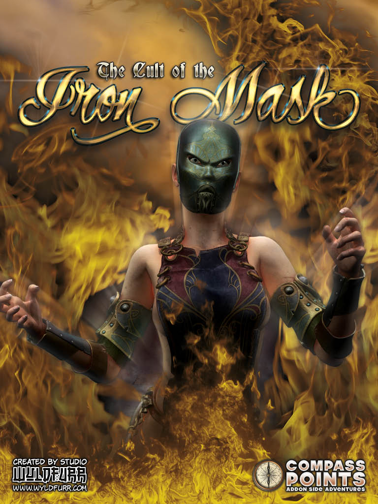 Cult of the Iron Mask Sample 1