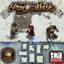 Cult of the Iron Mask (Fantasy Grounds Edition)