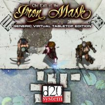Cult of the Iron Mask (Generic VTT Edition)