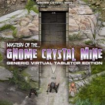 Gnome Crystal Mine