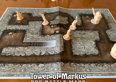 Battle Maps: The Tower of Markus